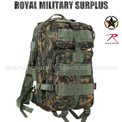 US Marines Digital Woodland Backpack Tactical Assault - MARPAT Camouflage Woodland Pattern