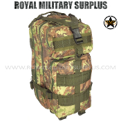 Italian Disruptive Camouflage Backpack Tactical Assault - VEGETATO Italy Army