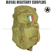 Army Military backpack mountain recon - Desert Tan Camouflage Arid Pattern