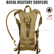 Army Military Hydration Pack - Coyote Camouflage Desert Arid Pattern