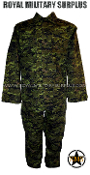 Canadian Digital Combat Uniform - CADPAT Temperate Woodland