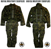 Canadian Digital Tactical Kit Uniform - CADPAT Temperate Woodland