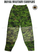 Canadian Digital Fleece Pants - CADPAT Temperate Woodland