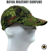 Canadian Digital Tactical Cap - CADPAT Temperate Woodland