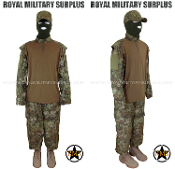 Mandrake Kryptek Camouflage - Tactical Operator Kit Uniform