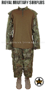 Mandrake Kryptek Camouflage - Tactical Uniform Shirt Pants