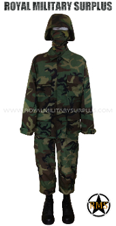 Infantry Kit - US WOODLAND (M81 Pattern)