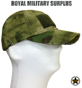 Tactical Cap - A-TACS FG Camouflage Foliage Green Pattern