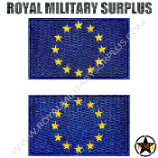 Patch - Flag Set (National) - European Union