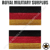 Patch - Flag Set (National) - Germany