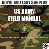 Field Manual - US Army - Mountaineering Techniques (Advanced)