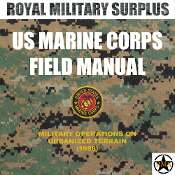 Field Manual - USMC - Military Operations on Urbanized Terrain