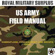 Field Manual - US Army - Camouflage, Concealment, and Decoys