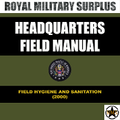 Field Manual - Headquarters - Field Hygiene & Sanitation (2000)