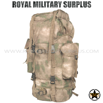 Backpack - Mountain Rucksack - A-TACS FG (Foliage Green)