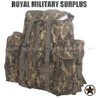 Backpack - Militia Rucksack - CADPAT (Temperate Woodland)