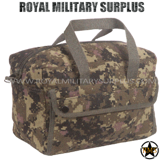 Tactical Bag - Tool Kit Bag - CADPAT (Temperate Woodland)
