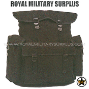 Backpack - Euro Rucksack - BLACK (Black Tactical)