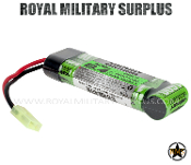 Valken - Battery Pack - NiMH - Brick Mini 8.4v 1600mAh