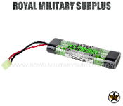 Valken - Battery Pack - NiMH - Brick Mini 9.6v 1600mAh