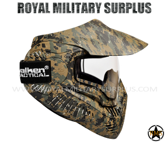 Valken - Face Protection - MI7 Goggle/Mask - MARPAT
