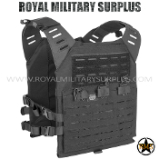 Tactical Vest - Valken - MOLLE/Plate-Carrier LC XL - BLACK Valken