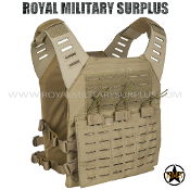 Tactical Vest - Valken - MOLLE/Plate-Carrier LC XL - TAN Valken