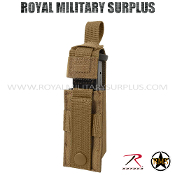 Pouch - Pistol Magazine/Single MOLLE (Inserts) - COYOTE