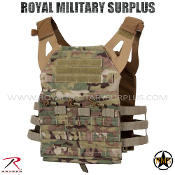 Tactical Vest - Plate-Carrier Skeleton (Lightweight) - MULTICAM