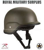 Helmet - PASGT GI Style ABS - OD GREEN