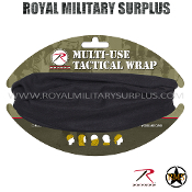 Tactical Wrap - Multi-Use (Rothco) - BLACK