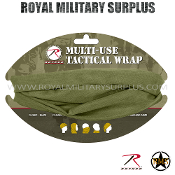 Tactical Wrap - Multi-Use (Rothco) - OD GREEN