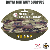 Tactical Wrap - Multi-Use (Rothco) - US WOODLAND