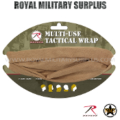 Tactical Wrap - Multi-Use (Rothco) - COYOTE