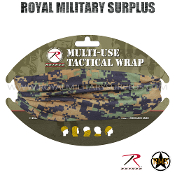 Tactical Wrap - Multi-Use (Rothco) - MARPAT (Woodland)