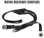 Tactical Sling - Rothco - Single Point - BLACK