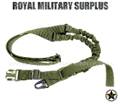 Tactical Sling - Rothco - Single Point - OD GREEN