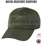 Tactical/Operator Cap - OD GREEN (Olive Drab)
