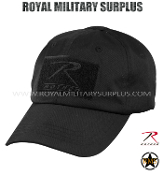 Tactical/Operator Cap - BLACK