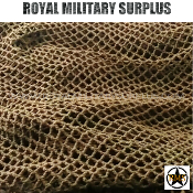 Swiss Camouflage Net - Medium Size (5'x10') - KHAKI