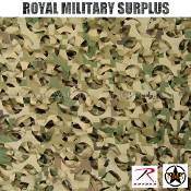 Ultra-Light Camo Net - Large Size (7.1'x19.8') - MULTICAM