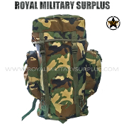Backpack - 65 Liters - US WOODLAND (M81 Pattern)