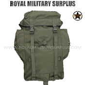 Backpack - 65 Liters - OD GREEN (Olive Drab)
