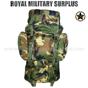 Backpack - 80 Liters - US WOODLAND (M81 Pattern)