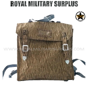 Bag - Tiger Camouflage Bag - Germany Army Issue (Used)