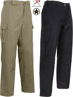 Tactical Pants - 10-8 Lightweight Field Pants (Spandex/Ripstop)